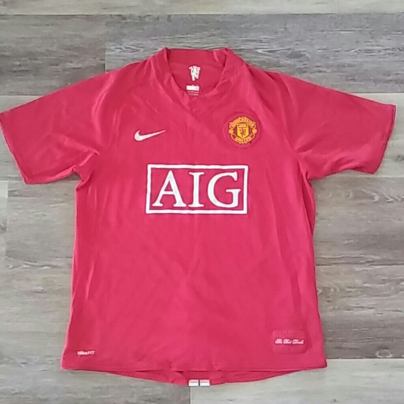 jogging nike manchester united